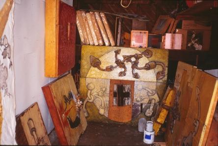 Long Beach Studio, Circa 1994